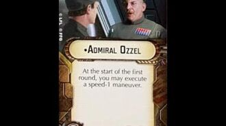 """How-to use Officer """"Admiral Ozzel"""" - Star Wars Armada Explained (SWAE)"""