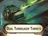 Dual Turbolaser Turrets
