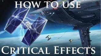 Captain's Clinic - How to use the critical effects (Wave 7)