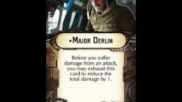 "How-to use Officer ""Major Derlin"" - Star Wars Armada Explained (SWAE)"