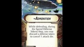 """How-to use Title """"Admonition"""" - Star Wars Armada Explained (SWAE)"""