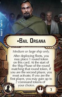 Officer-Rebel Bail Organa new