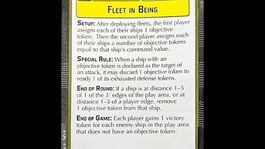 """How-to play Objective """"Fleet in Being"""" - Star Wars Armada Explained (SWAE)"""