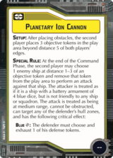 Planetary Ion Cannon