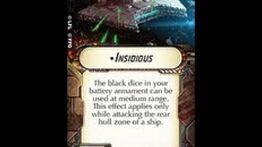 "How-to use Title ""Insidious"" - Star Wars Armada Explained (SWAE)"
