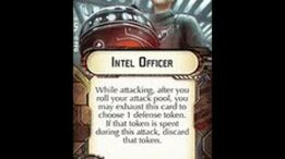 "How-to use Officer ""Intel Officer"" - Star Wars Armada Explained (SWAE)"