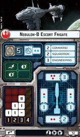 Nebulon-B Escort Frigate