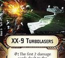 XX-9 Turbolasers