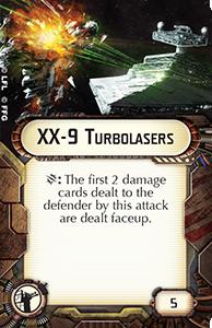 XX9-Turbolasers