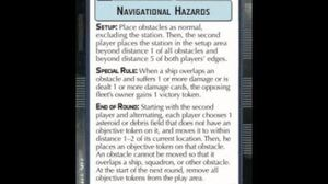 "How-to play Objective ""Navigational Hazards"" - Star Wars Armada Explained (SWAE)"
