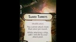 """How-to use Turbolasers """"Slaved Turrets"""" - Star Wars Armada Explained (SWAE)"""