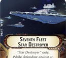 Seventh Fleet Star Destroyer