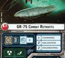 GR-75 Combat Retrofits