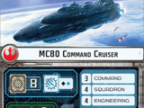 MC80 Command Cruiser