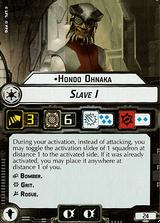 Hondo Ohnaka Slave I