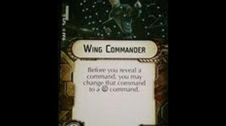"""How-to use Officer """"Wing Commander"""" - Star Wars Armada Explained (SWAE)"""