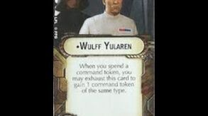 """How-to use Officer """"Wulff Yularen"""" - Star Wars Armada Explained (SWAE)"""
