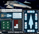 Star Dreadnought Command Prototype