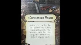 "How-to use Officer ""Commander Vanto"" - Star Wars Armada Explained (SWAE)"
