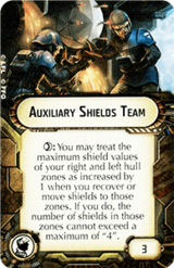 Auxilliary Shields Team