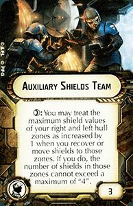 Auxillary Shields Team