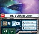 MC75 Ordnance Cruiser