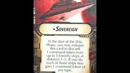 "How-to use Title ""Sovereign"" - Star Wars Armada Explained (SWAE)"