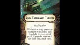 """How-to use Turbolasers """"Dual Turbolaser Turrets"""" - Star Wars Armada Explained (SWAE)"""