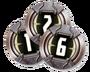 Round-tokens