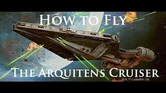 Captain's Clinic - How to fly Arquitens Class Cruisers
