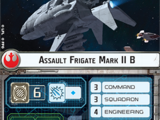 Assault Frigate Mark II B