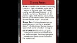 "How-to play Objective ""Station Assault"" - Star Wars Armada Explained (SWAE)"