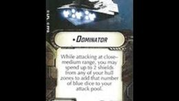 "How-to use Title ""Dominator"" - Star Wars Armada Explained (SWAE)"