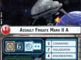 Assault Frigate Mark II A
