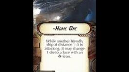 """How-to use Title """"Home One"""" - Star Wars Armada Explained (SWAE)"""
