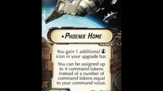 """How-to use Title """"Phoenix Home"""" - Star Wars Armada Explained (SWAE)"""