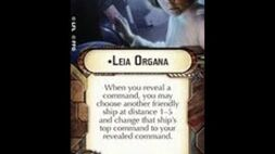 "How-to use Officer ""Leia Organa"" - Star Wars Armada Explained (SWAE)"