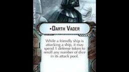 "How-to use Commander ""Darth Vader"" - Star Wars Armada Explained (SWAE)"