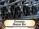Expanded Hangar Bay