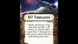 """How-to use Turbolasers """"XI7 Turbolasers"""" - Star Wars Armada Explained (SWAE)"""