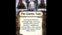 "How-to use Weapons Team ""Fire Control Team"" - Star Wars Armada Explained (SWAE)"