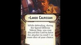 "How-to use Officer ""Lando Calrissian"" - Star Wars Armada Explained (SWAE)"