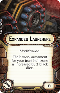 Expanded-launchers