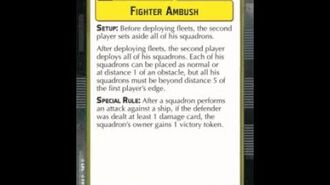 "How-to play Objective ""Fighter Ambush"" - Star Wars Armada Explained (SWAE)"