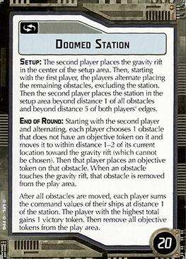Doomed Station