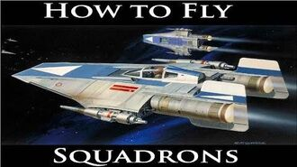 Captain's Clinic - How to fly squadrons - Star Wars Armada