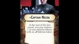 "How-to use Officer ""Captain Needa"" - Star Wars Armada Explained (SWAE)"