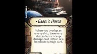 """How-to use Title """"Garel's Honor"""" - Star Wars Armada Explained (SWAE)"""