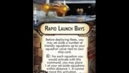 "How-to use Offensive Retrofit ""Rapid Launch Bays"" - Star Wars Armada Explained (SWAE)"