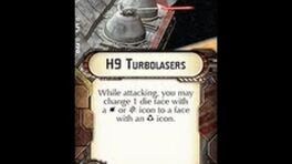 "How-to use Turbolasers ""H9 Turbolasers"" - Star Wars Armada Explained (SWAE)"